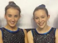 CETC  GYMNASTS TRIAL FOR WORLD AGE GROUP CHAMPIONSHIPS 2015